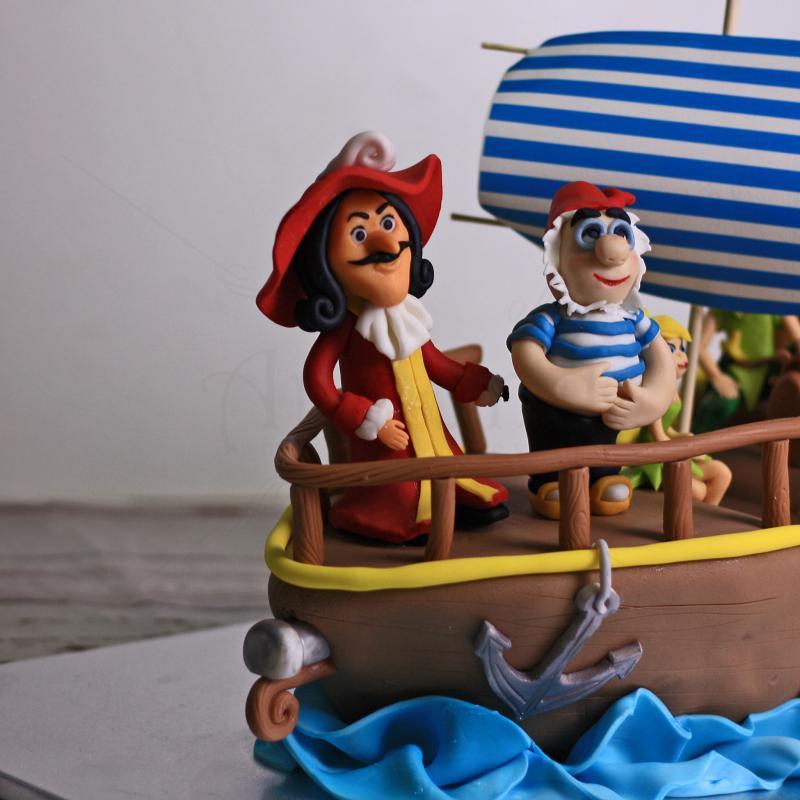 Tort Piratul Jack din Tara de nicaieri