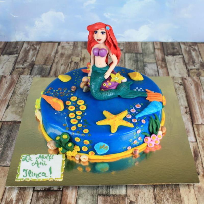 Tort Mica Sirena 2