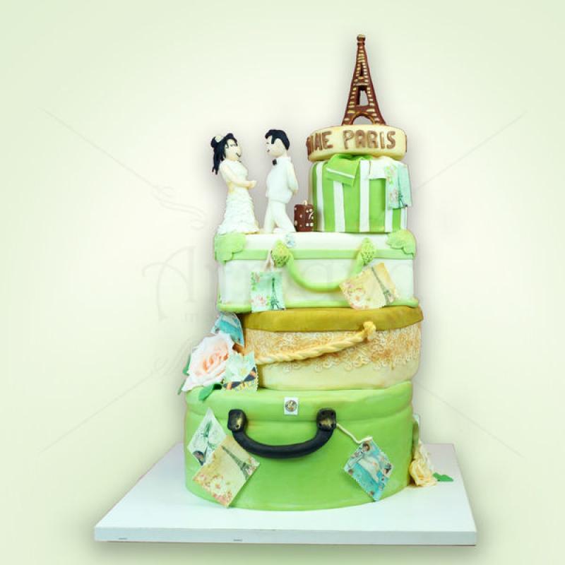 Tort Valize Paris