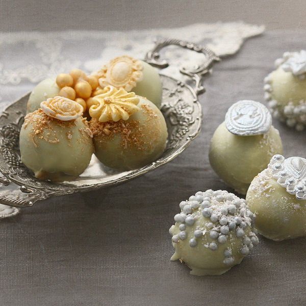 Cake Pops  Luxury Auriu