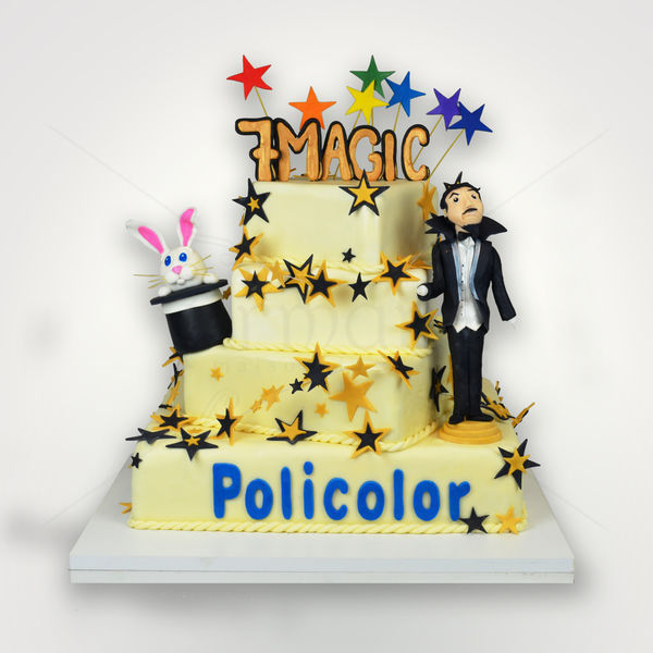 Tort corporate Policolor Magician