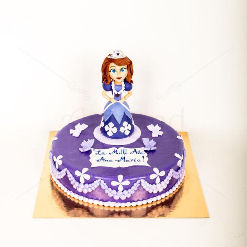 Tort Printesa Sofia