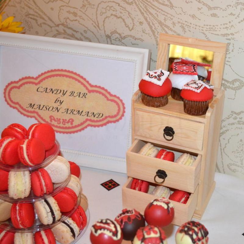 Candy Bar Motive populare romanesti
