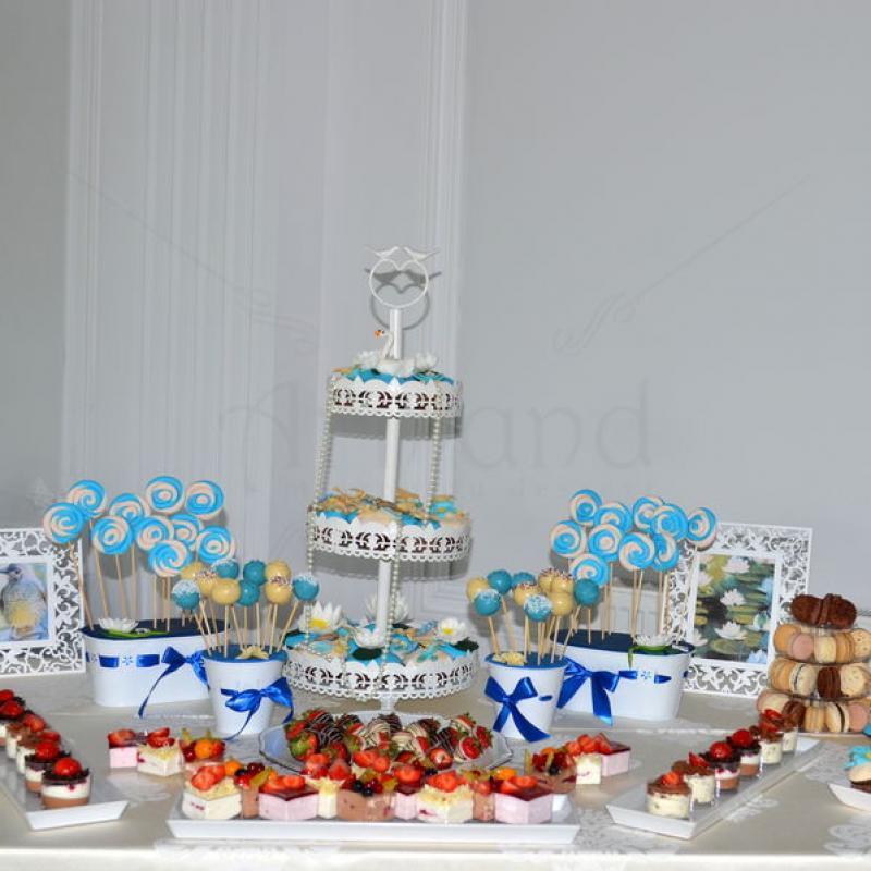Candy bar Nunta pe lac