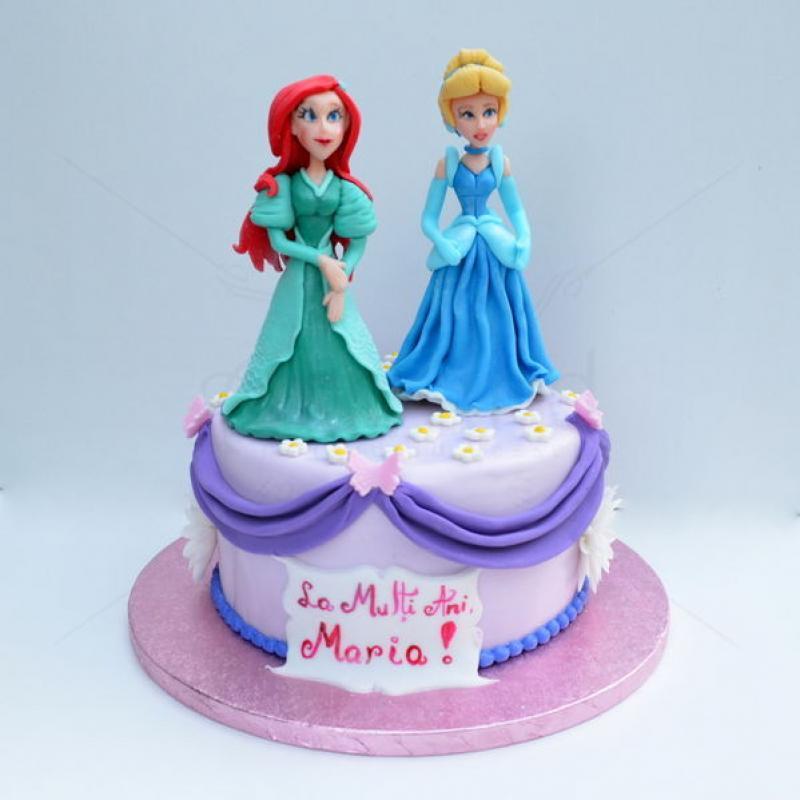 Tort Printesele Disney