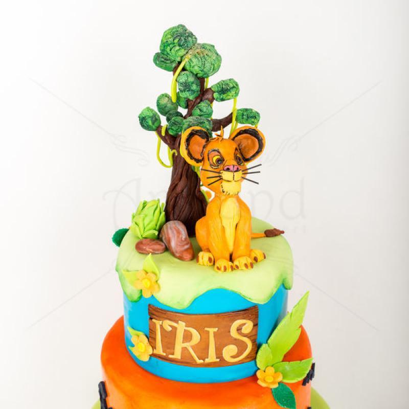 Tort Regele leu Simba