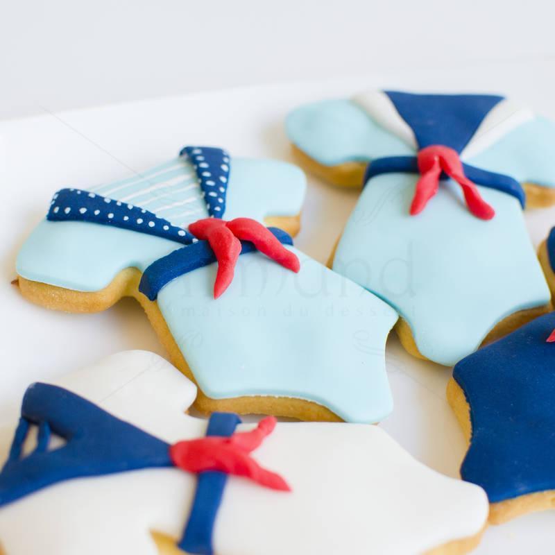 Biscuiti personalizati body bebe