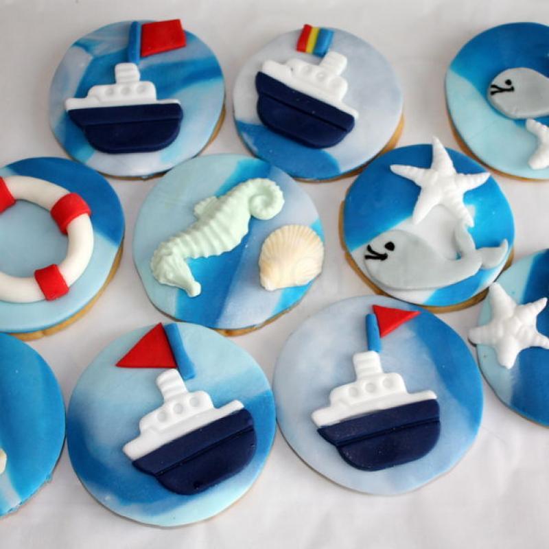 Biscuiti personalizati Marina