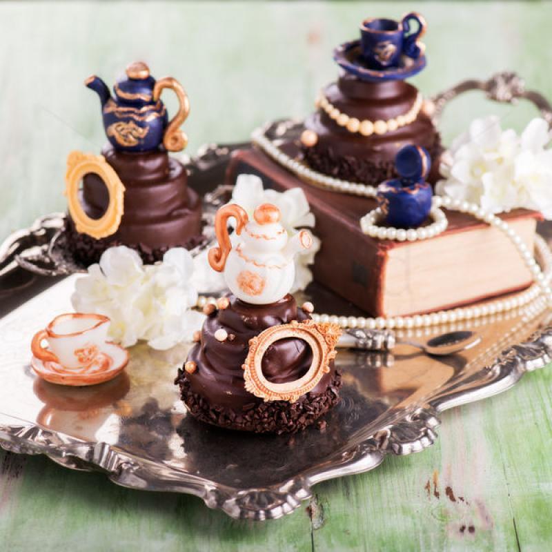 Mini Tortulet de nunta