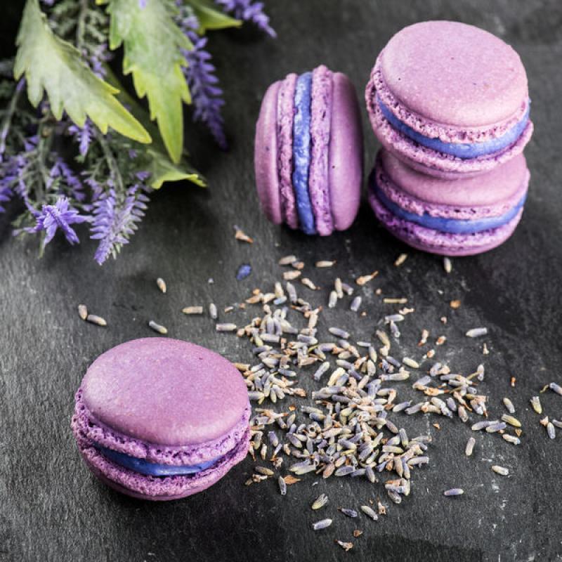 Macaron Lavanda