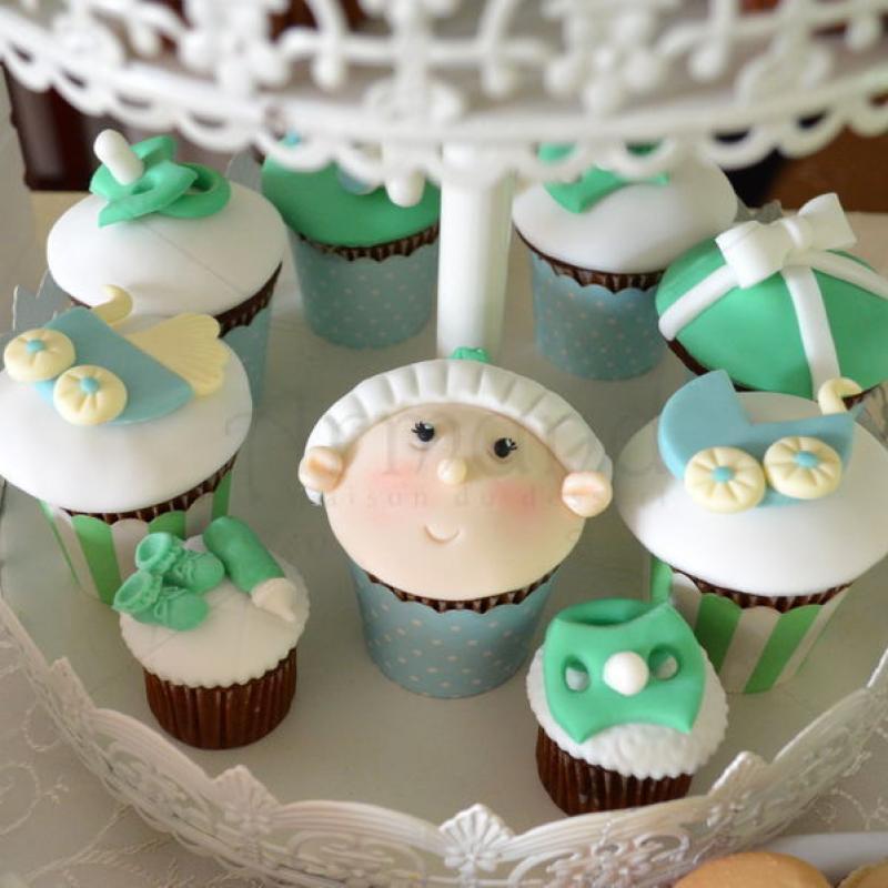 Cupcakes personalizate baiat