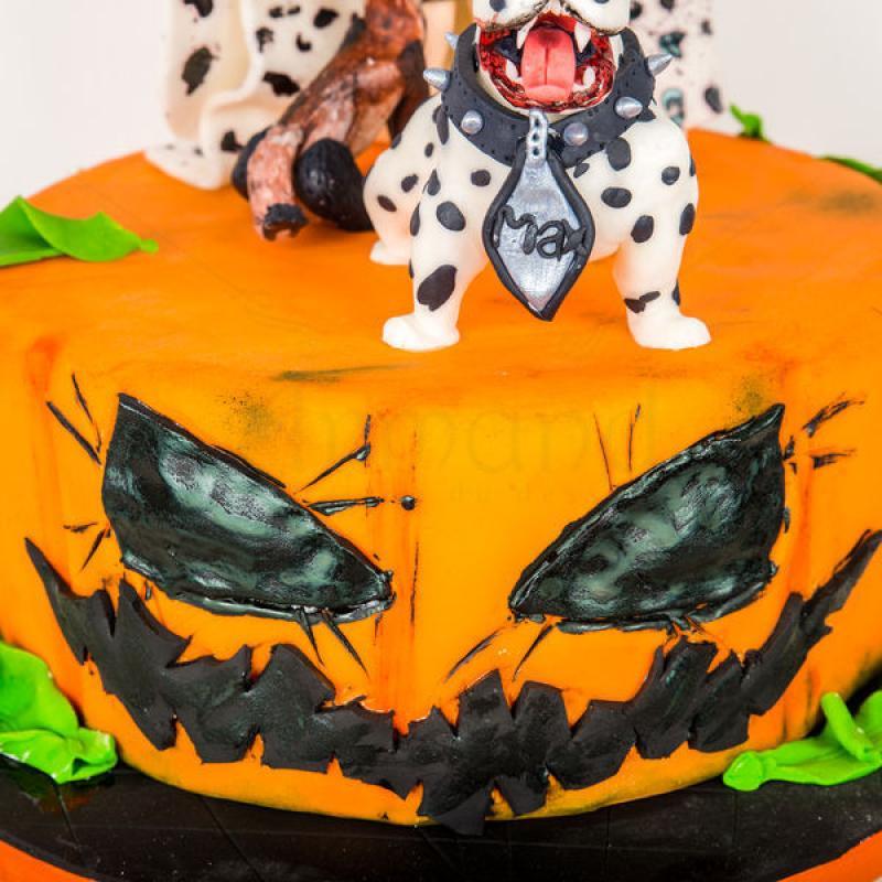 Tort Cruela Halloween
