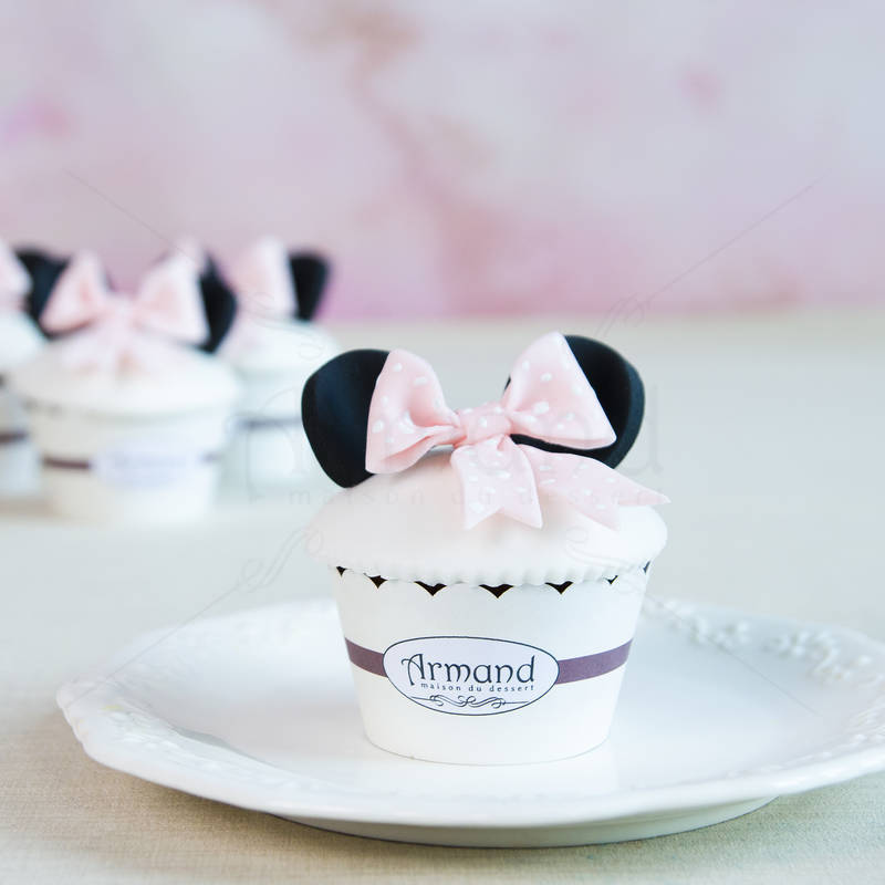Cupcake Minnie Mouse