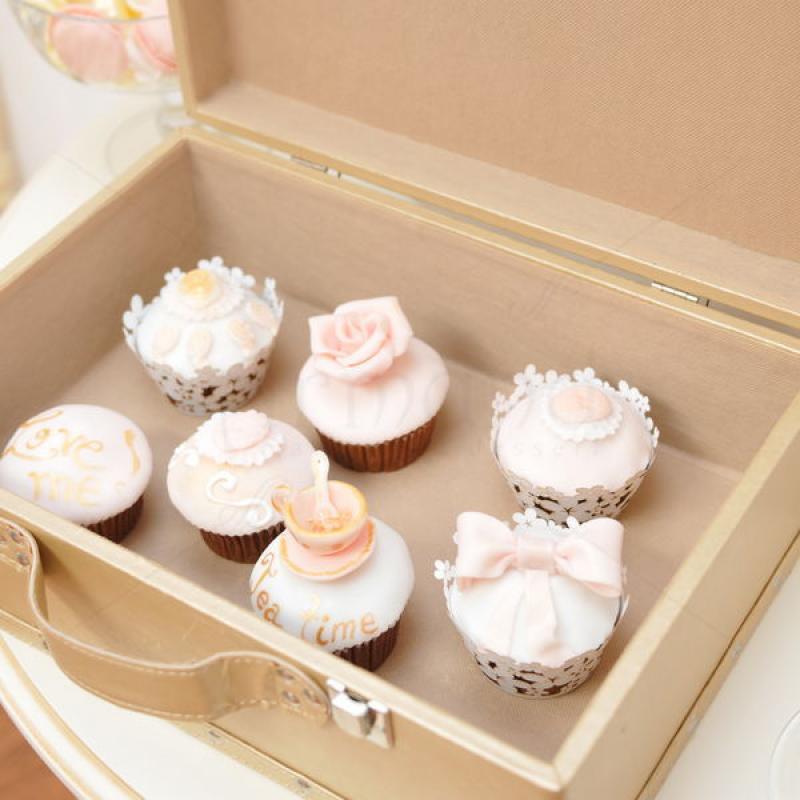 Colectia cupcakes tea time