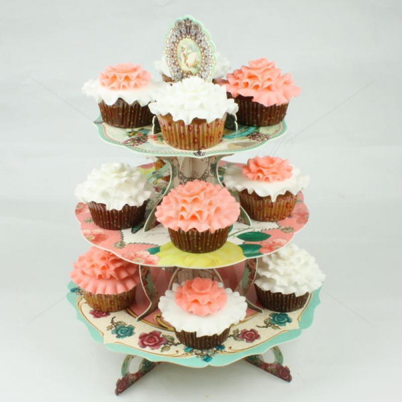 Colectia de cupcakes dantela