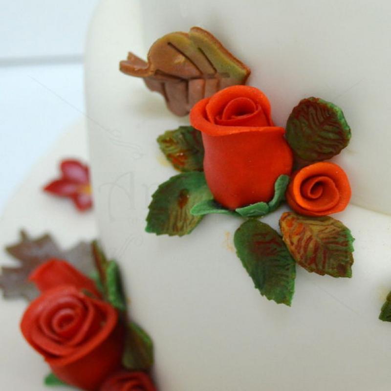Tort Nunta Colivie toamna