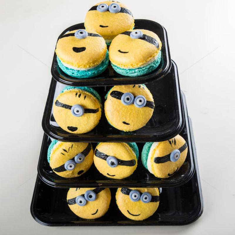 Macarons Minioni