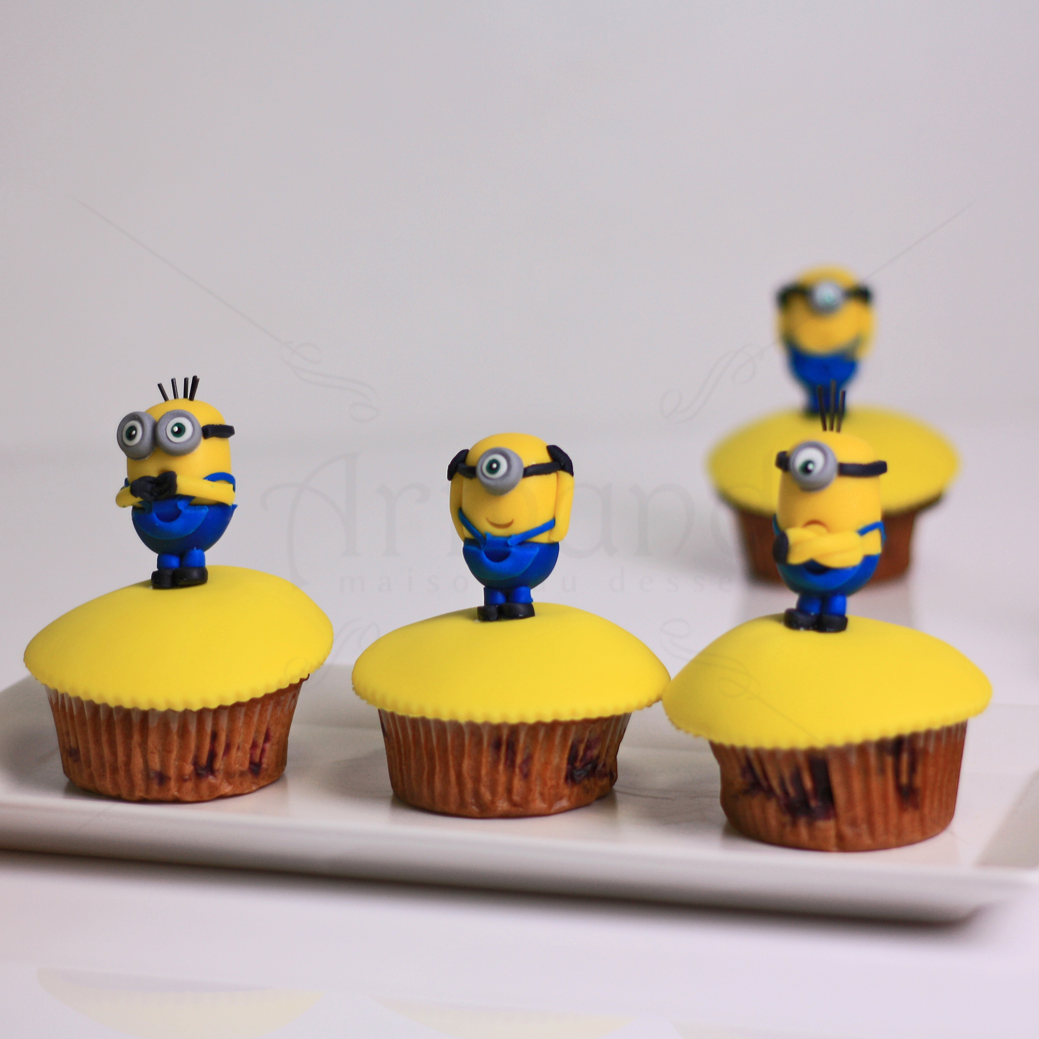 Cupcakes Funny Minions