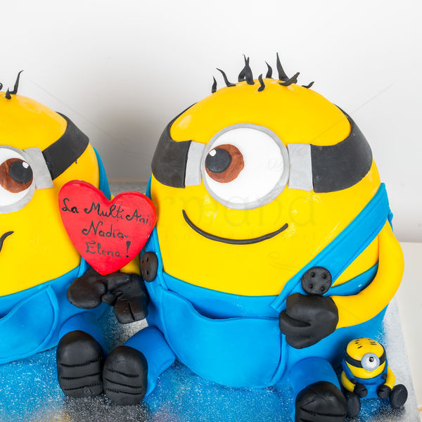 Tort Lovely Minions