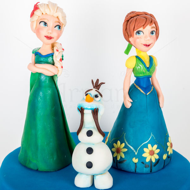 Tort Ana, Elsa Summer