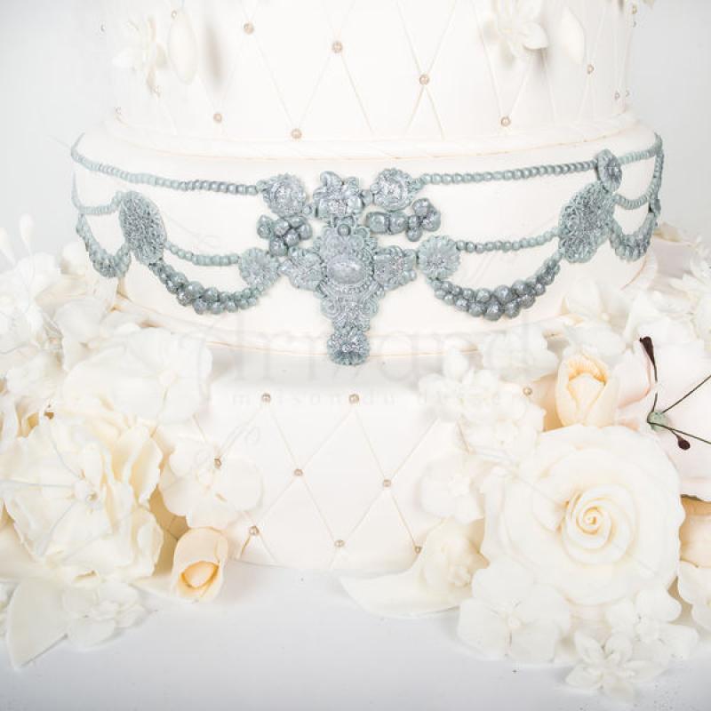 Tort nunta Puritatea albului