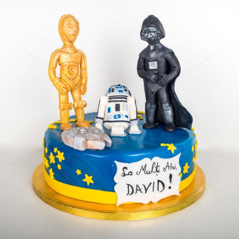 Tort Star Wars 3