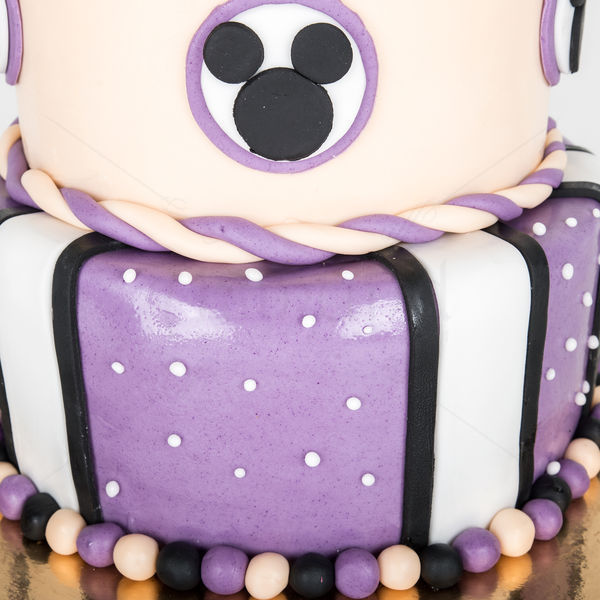 Tort botez Mickey Mouse mov