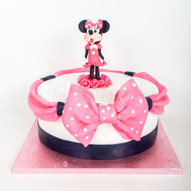 Tort Princess Minnie Mouse