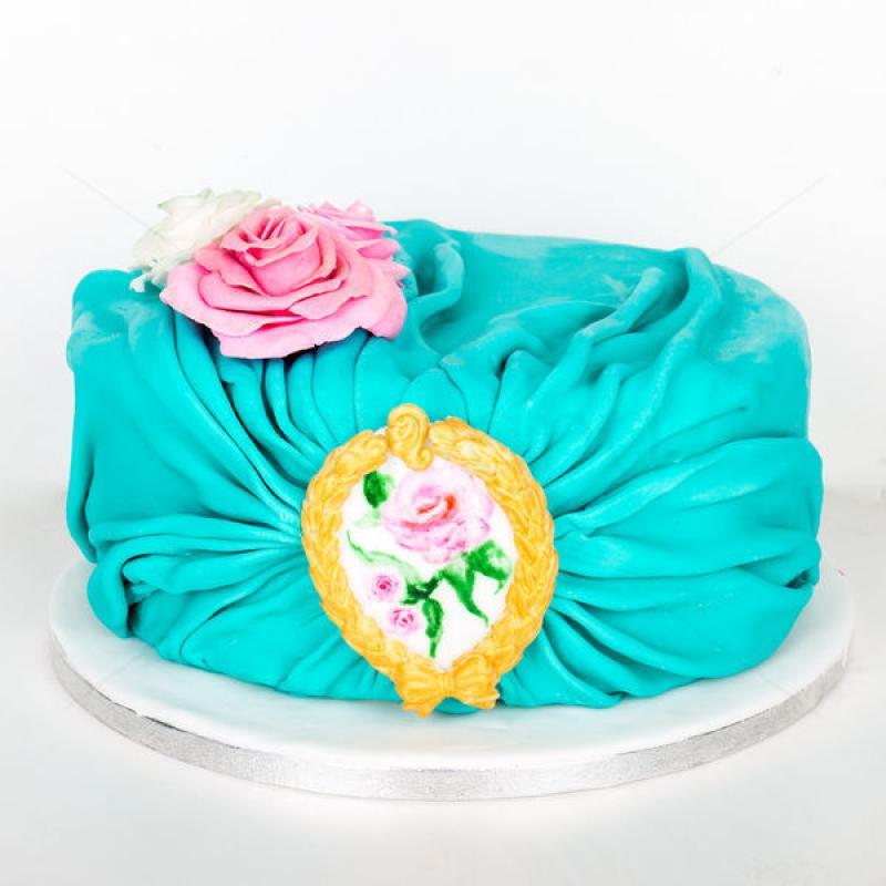 Tort Elegant retro