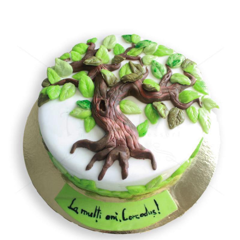 Tort Copac corcodus