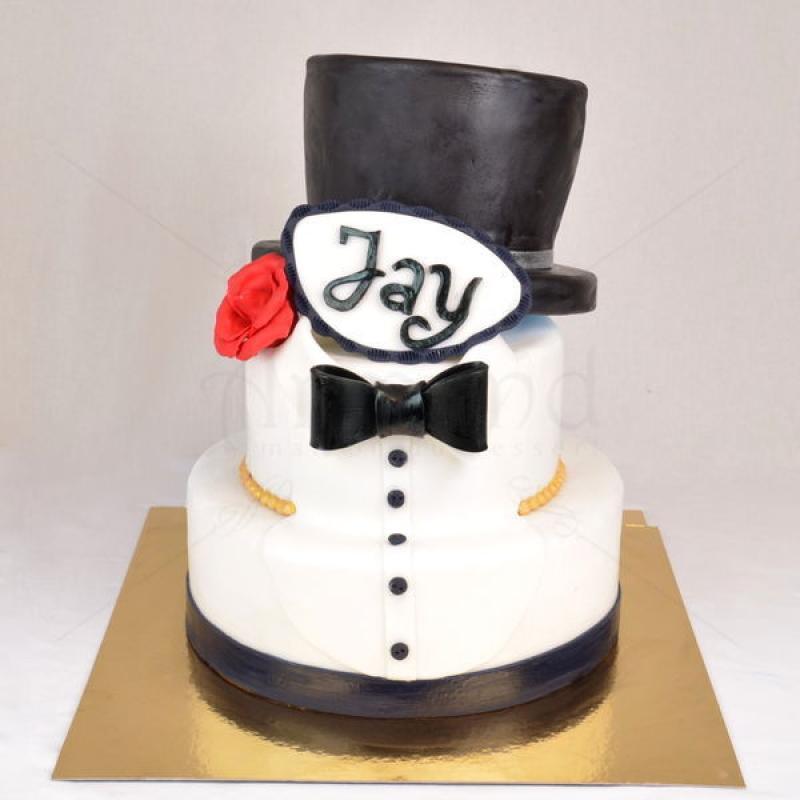 Tort elegant Gentleman
