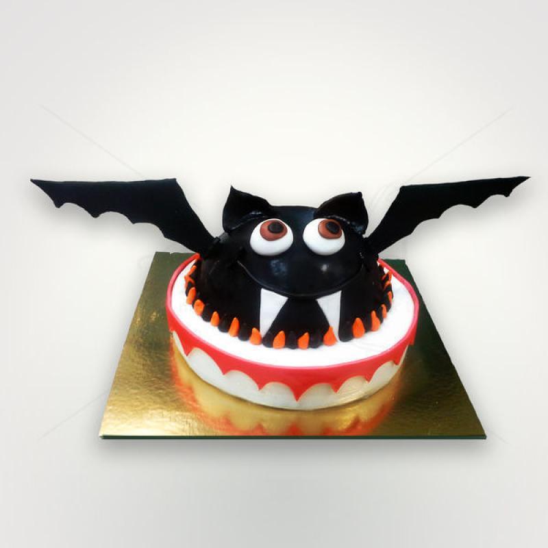 Tort Liliac Halloween