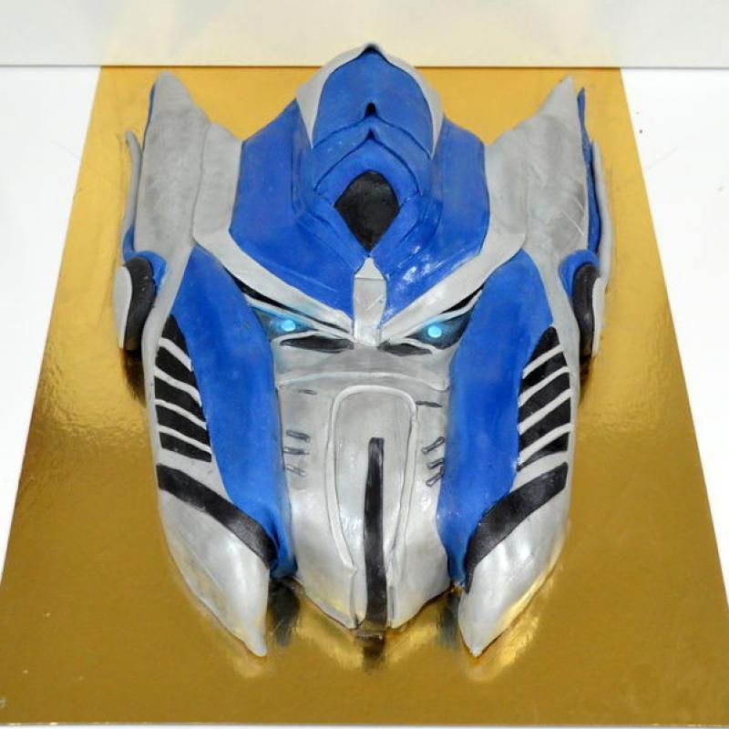 Tort Optimus Prime 2D