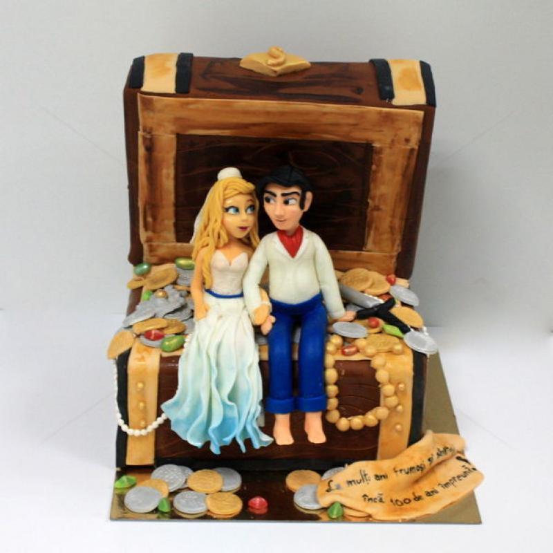 Tort comoara indragostiti