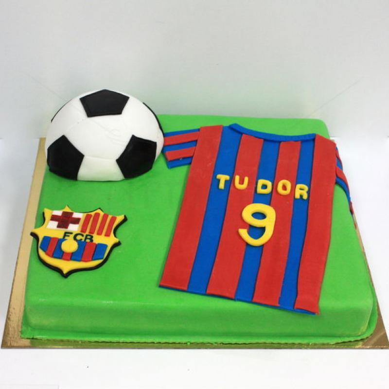 Tort Fotbal Barcelona