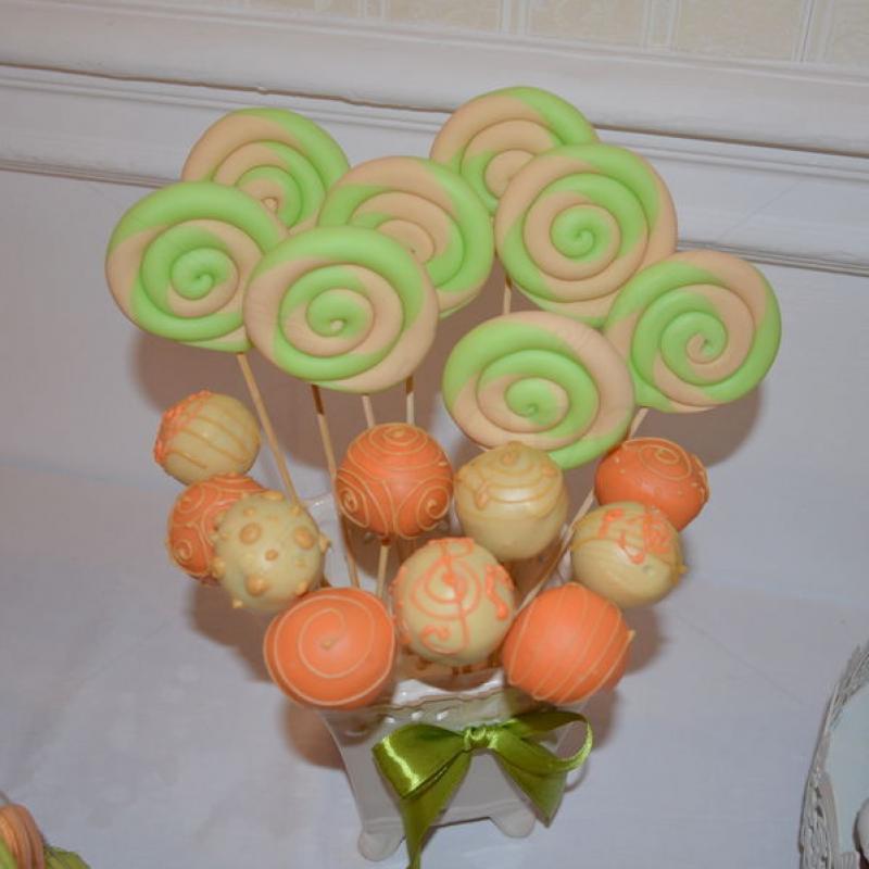 Candy bar Somon si verde