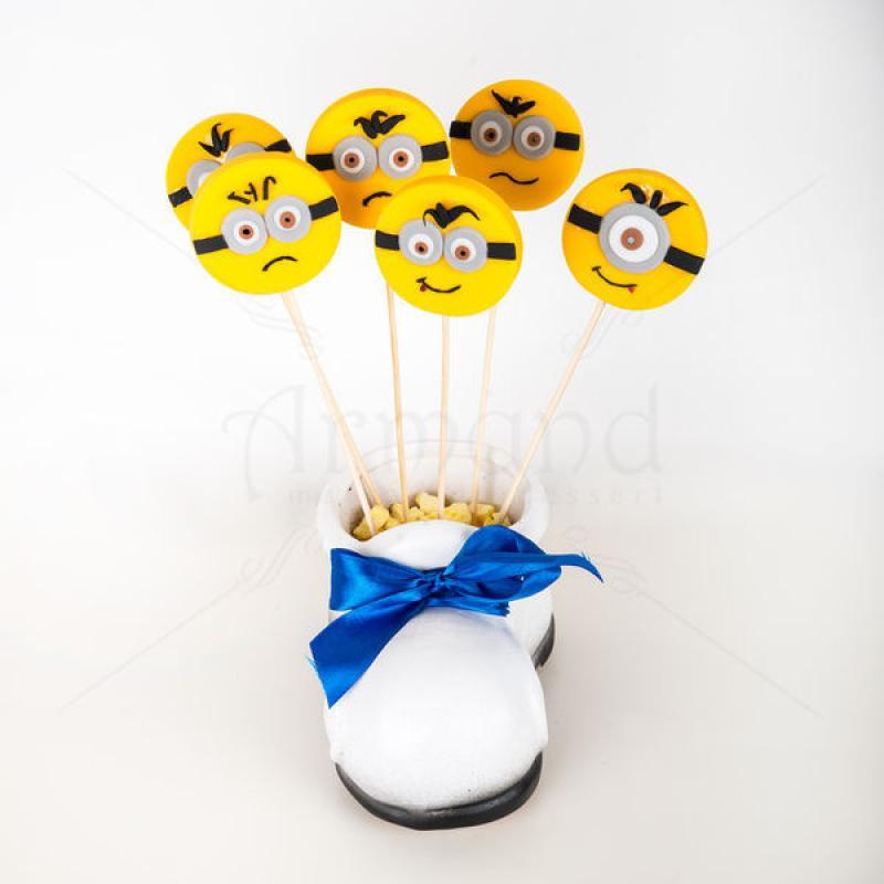 Candy bar Minions