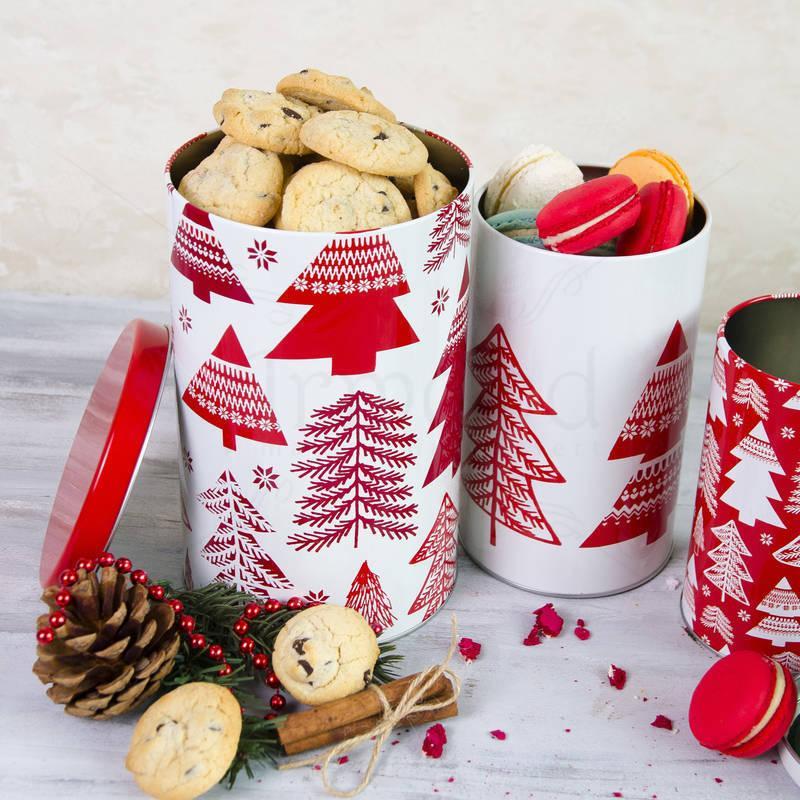 Pachet Cutii dulciuri Mos Nicolae/Mos Craciun