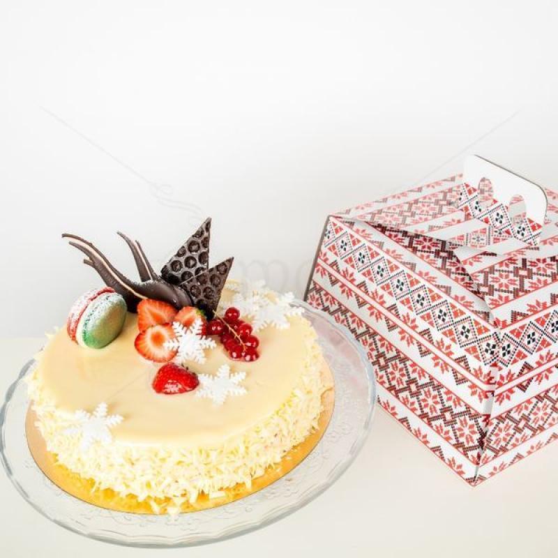 Pachet tort Pearl&Ruby editia Craciun 2