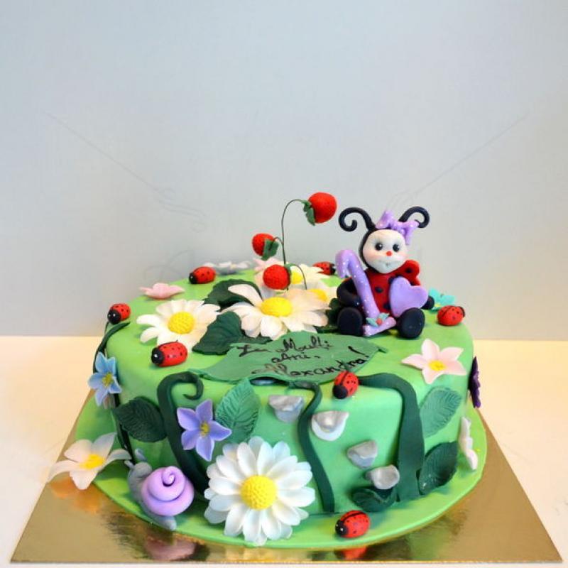 Tort Gradina vesela