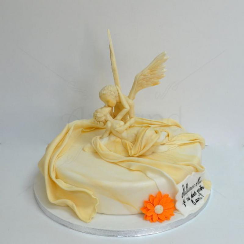 Tort Cupidon si Psyche