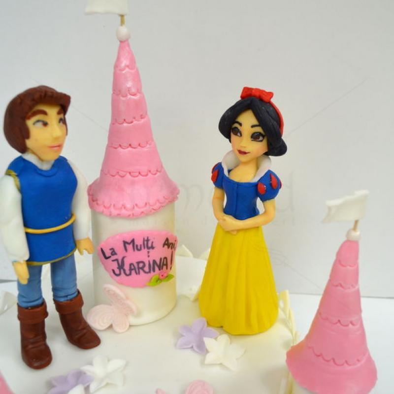 Tort Alba ca Zapada si Printul