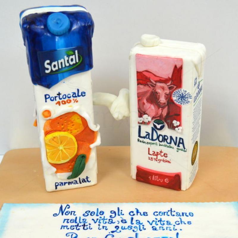 Tort corporate LaDorna&Santal