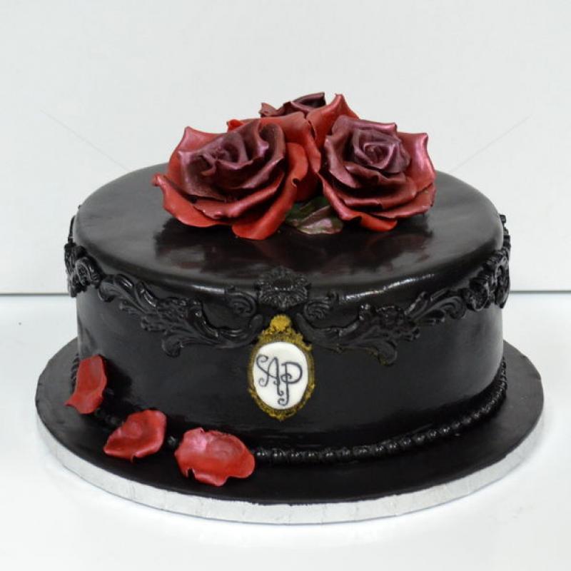 Tort elegant Gotic