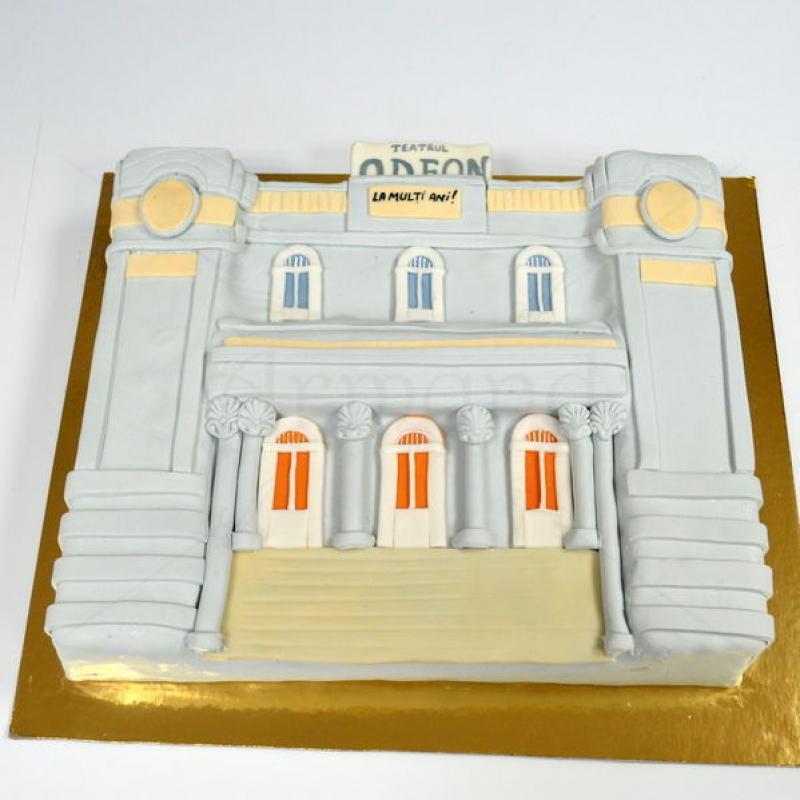 Tort Teatru Odeon