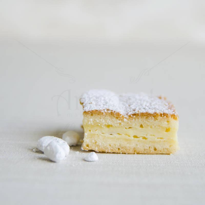 Mini placinta cu branza dulce