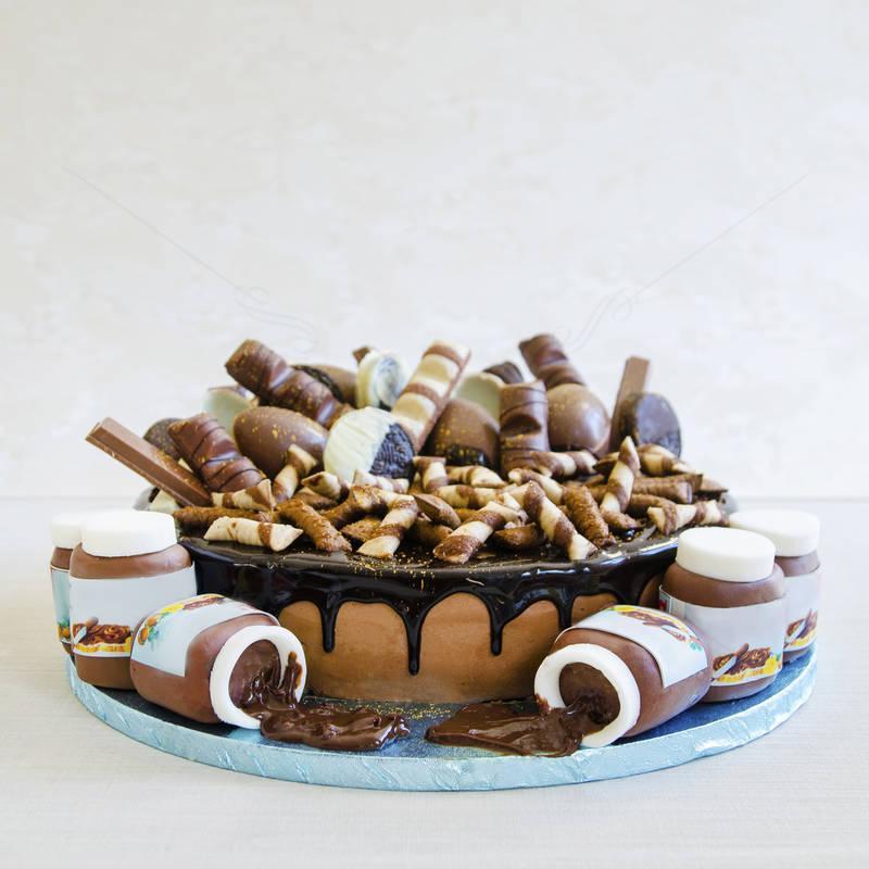 Tort Ciocolata in toate formele
