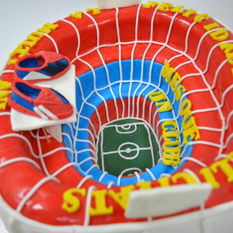 Tort Stadion Barcelona
