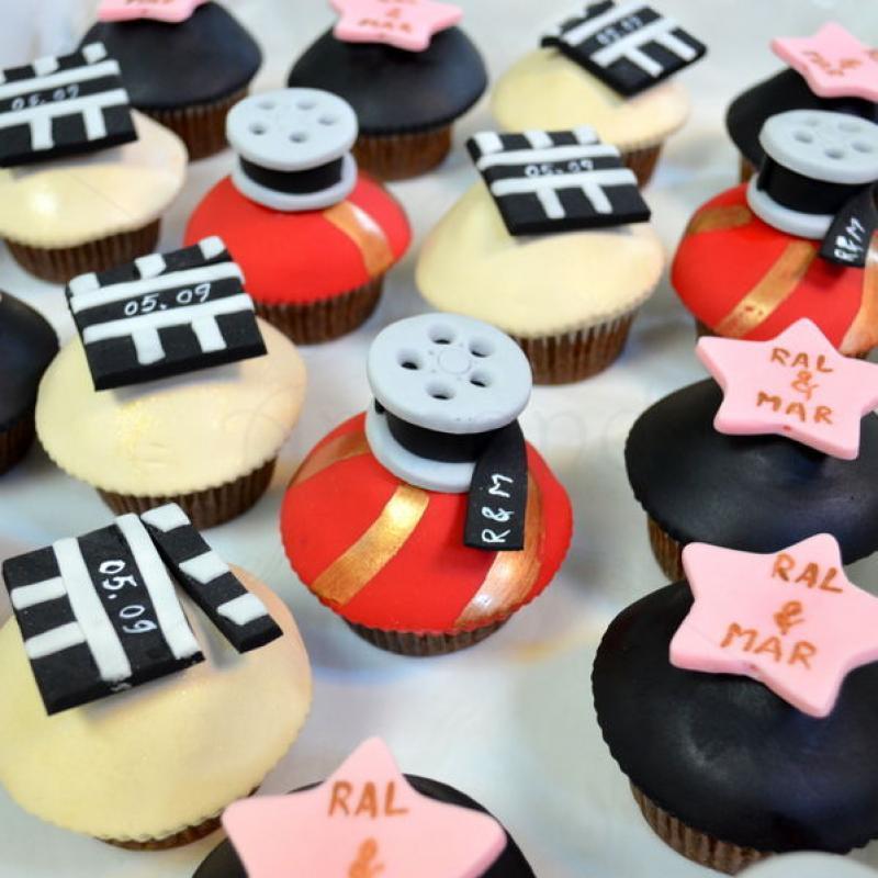Cupcakes Tematica Film