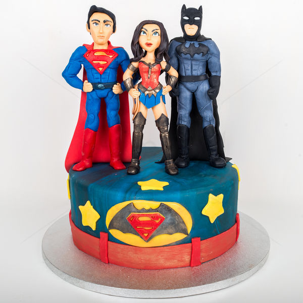 Tort Batman vs. Superman